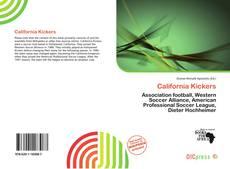 Buchcover von California Kickers