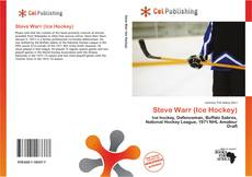Copertina di Steve Warr (Ice Hockey)