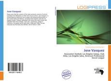 Capa do livro de Jose Vasquez