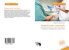 Copertina di Impression (dental)