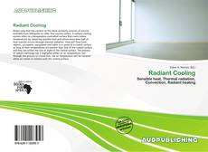 Bookcover of Radiant Cooling