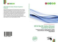 Bookcover of 2012 North Indian Ocean Cyclone Season