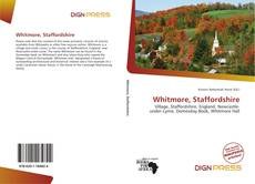 Couverture de Whitmore, Staffordshire