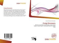 Craig Simmons的封面