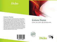 Bookcover of Grahame Thomas