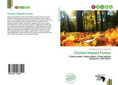 Bookcover of Cluster Impact Fusion