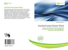 Bookcover of Inertial Fusion Power Plant