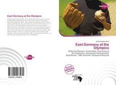 Bookcover of East Germany at the Olympics