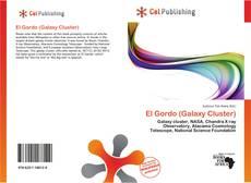 Bookcover of El Gordo (Galaxy Cluster)