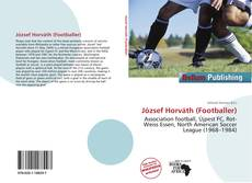 József Horváth (Footballer) kitap kapağı