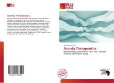 Buchcover von Acorda Therapeutics