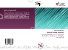 Bookcover of Velimir Naumović
