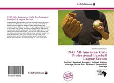 Bookcover of 1943 All-American Girls Professional Baseball League Season