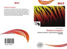 Bookcover of Randy Livingston