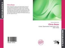 Couverture de Chris Swan