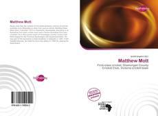 Bookcover of Matthew Mott