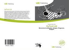 HyTest Ltd kitap kapağı