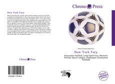 Portada del libro de New York Fury
