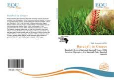 Bookcover of Baseball in Greece
