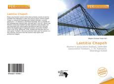 Borítókép a  Laetitia Chapeh - hoz