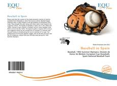 Couverture de Baseball in Spain