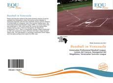 Borítókép a  Baseball in Venezuela - hoz
