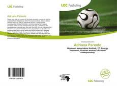 Buchcover von Adriana Parente