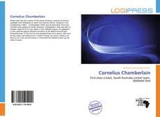 Couverture de Cornelius Chamberlain