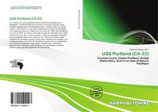 USS Portland (CA-33) kitap kapağı