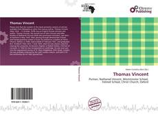 Bookcover of Thomas Vincent