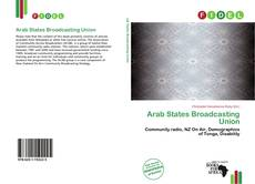 Buchcover von Arab States Broadcasting Union