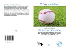 Bookcover of 15U Baseball World Cup