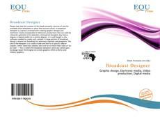 Bookcover of Broadcast Designer