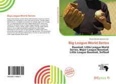 Big League World Series的封面