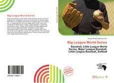 Couverture de Big League World Series