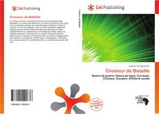 Capa do livro de Croiseur de Bataille