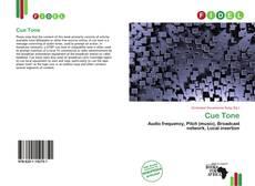 Bookcover of Cue Tone