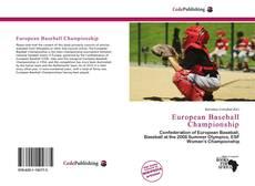 European Baseball Championship的封面