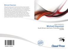 Обложка Michael Haysman