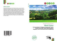 Bookcover of West Coker