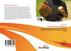 Capa do livro de Great Pierogi Race