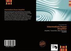 Bookcover of Intermediate Power Amplifier