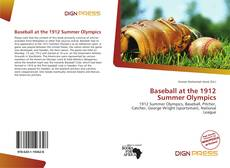 Bookcover of Baseball at the 1912 Summer Olympics