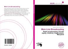 Couverture de Main Line Broadcasting