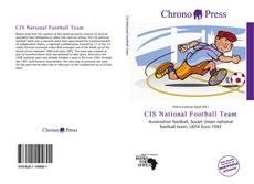 Bookcover of CIS National Football Team
