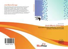 Bookcover of José María Zárraga