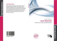 Bookcover of Jack Nitschke