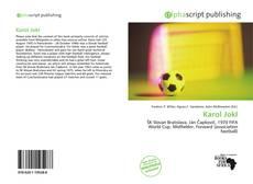 Buchcover von Karol Jokl