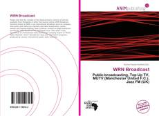 Bookcover of WRN Broadcast