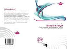 Bookcover of Nicholas Lockyer